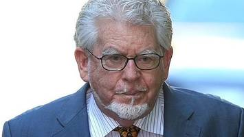 Rolf Harris spat at in prison